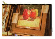 Sidewalk Gallery - Painted Carry-all Pouch