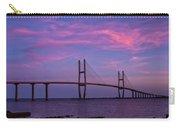 Sidney Lanier Bridge Carry-all Pouch
