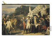 Siege Of Yorktown Carry-all Pouch