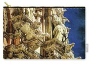 Siena Duomo Statues 1 Carry-all Pouch