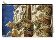 Siena Duomo Statues 2 Carry-all Pouch