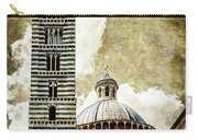 Siena Duomo Tower And Cupola Carry-all Pouch