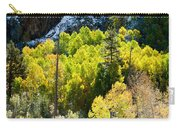Sierra Fall Forest Carry-all Pouch