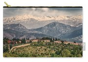 Sierra Nevada View Carry-all Pouch