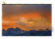 Sierra Sunset Carry-all Pouch