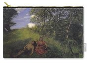 Siesta Carry-all Pouch by Hans Thoma
