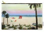 Siesta Key Beach Morning Carry-all Pouch