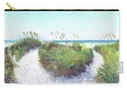 Crescent Beach Path Access 12, Siesta Key Carry-all Pouch