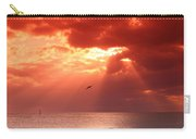 Siesta Key Pelican Carry-all Pouch