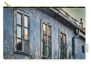 Sighisoara Windows - Romania Carry-all Pouch