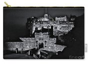 Sights In Scotland - Castle Bagpiper Carry-all Pouch