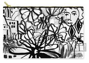 Sightseeing 2- Art By Linda Woods Carry-all Pouch