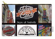 Signs Of Nashville Carry-all Pouch