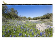 Signs Of Spring In Texas Carry-all Pouch