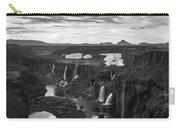 Sigoldufoss Waterfalls Iceland 1291 Carry-all Pouch