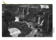 Sigoldufoss Waterfalls Iceland 1294 Carry-all Pouch