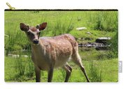 Sika Deer Water Hole Omagh Carry-all Pouch