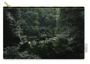 Silence Is Round Me   - Mokulehua Carry-all Pouch