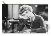 Silent Film Still: Sewing Carry-all Pouch
