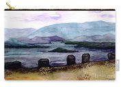 Silent Sentinels Carry-all Pouch by Patricia Griffin Brett