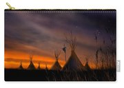 Silent Teepees Carry-all Pouch