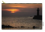 Silhouetted North Pier  Carry-all Pouch