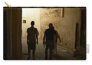 Silhouettes In Fez Carry-all Pouch