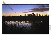 Silhouettes Of Sunrise Carry-all Pouch