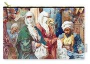 Silk Bazaar Carry-all Pouch