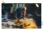Silk Screen Artist Carry-all Pouch