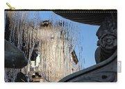 Silken Fountain Curtain -  Carry-all Pouch