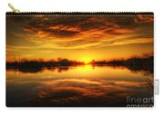 Silky Sunset  Carry-all Pouch