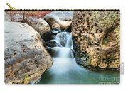 Silky Waters Of Jemez Springs Carry-all Pouch