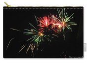 Silute 500. Lithuania. Fireworks 01 Carry-all Pouch