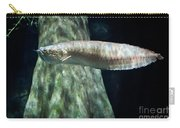 Silver Arowana Fish In Paludarium Carry-all Pouch