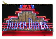 Silver Diner Carry-all Pouch