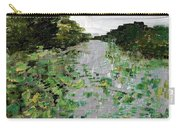 Silver Lake Norfolk Botanical Garden 2018-17 Carry-all Pouch