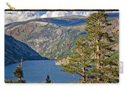 Silver Lake Pines Carry-all Pouch