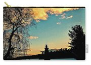 Silver Lake Sundown Carry-all Pouch