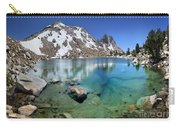 Silver Pass Tarn - Johm Muir Trail Carry-all Pouch