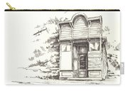 Silver Plume Ghost Town Colorado Carry-all Pouch