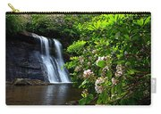 Silver Run Falls Mountain Laurel Carry-all Pouch