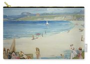 Silver Sands Carry-all Pouch
