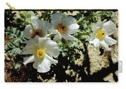 Silver Terrace Virginia City Nevada Flowers Carry-all Pouch