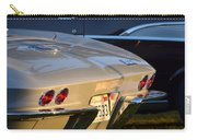 Silver Vette Carry-all Pouch