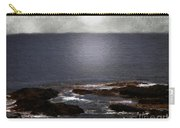 Silvered Sea Carry-all Pouch