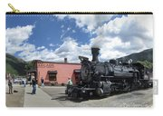 Silverton Durango Steam Train - Silverton Colorado Carry-all Pouch