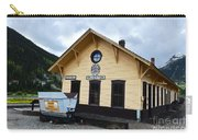 Silverton Train Depot Carry-all Pouch