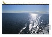 Silvery Ocean Carry-all Pouch