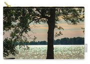Silvery Sunset Carry-all Pouch